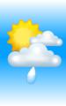 Погода в Боровичах на 25 августа, пятница. Утро: облачно, небольшой дождь
