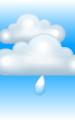 Погода в Ростове на 24 апреля, понедельник. День: пасмурно с просветами, небольшой дождь