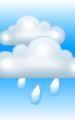 Погода в Уварово на 28 мая, воскресенье. День: пасмурно с просветами, дождь
