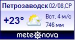 Погода в Петрозаводске - rp5 ru