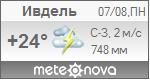 Погода от Метеоновы по г. Ивдель