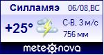 Погода в Силламяэ - установите себе на сайт информер с прогнозом погоды