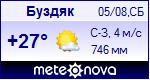 Погода в Буздяке - установите себе на сайт информер с прогнозом погоды