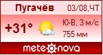Погода от Метеоновы по г. Пугачев
