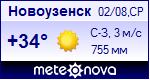 Погода в Новоузенске - установите себе на сайт информер с прогнозом погоды