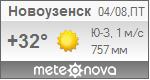 Погода от Метеоновы по г. Новоузенск