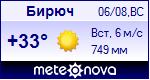Погода в Бирюче - установите себе на сайт информер с прогнозом погоды