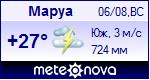 Погода в Маруа - установите себе на сайт информер с прогнозом погоды
