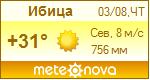 Ибица - прогноз погоды на 14 дней на Метеонове