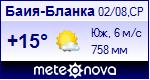 Погода в Баия-Бланке - установите себе на сайт информер с прогнозом погоды