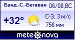 Погода в Бандар-Сери-Бегаване - установите себе на сайт информер с прогнозом погоды