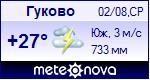 Погода в Гуково - установите себе на сайт информер с прогнозом погоды