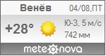 Погода от Метеоновы по г. Венев
