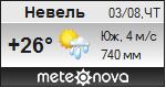 Погода от Метеоновы по г. Невель