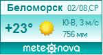 Погода от Метеоновы по г. Беломорск