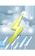 Погода на 14 августа, среда, 3:00: пасмурно с просветами, дождь, гроза