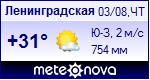 погода в ленинградской на 3 дня популярный